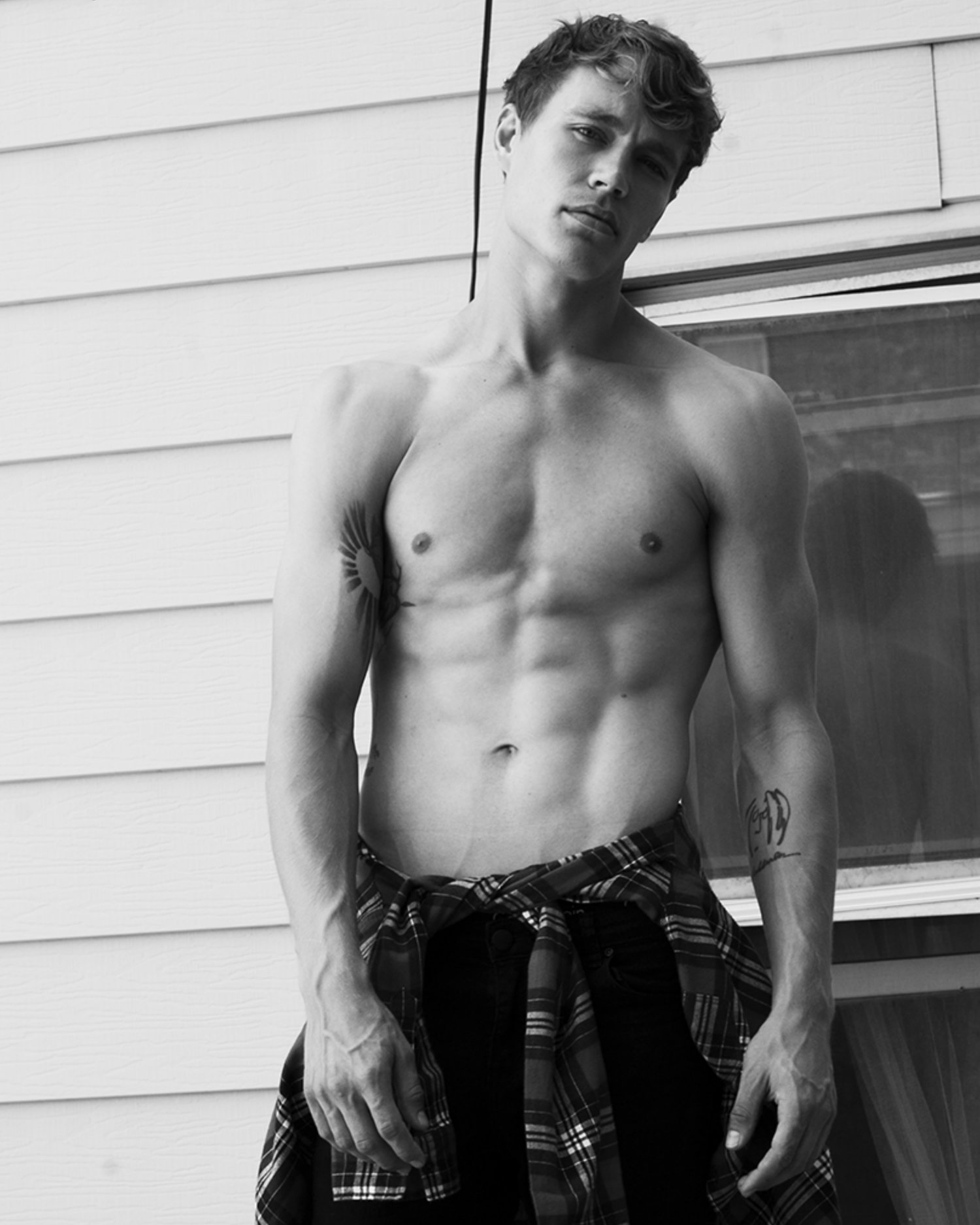 Adon Exclusive: Model Matt Lenhart By Patrick Lacsina