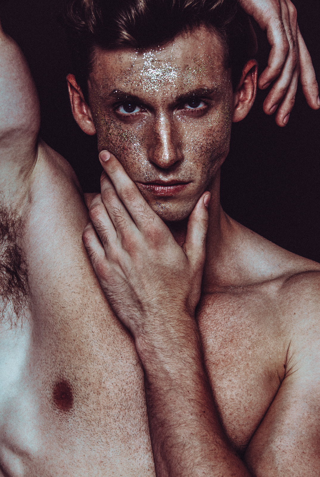 Adon Exclusive: Model Stephen Tracey By Barrington Orr