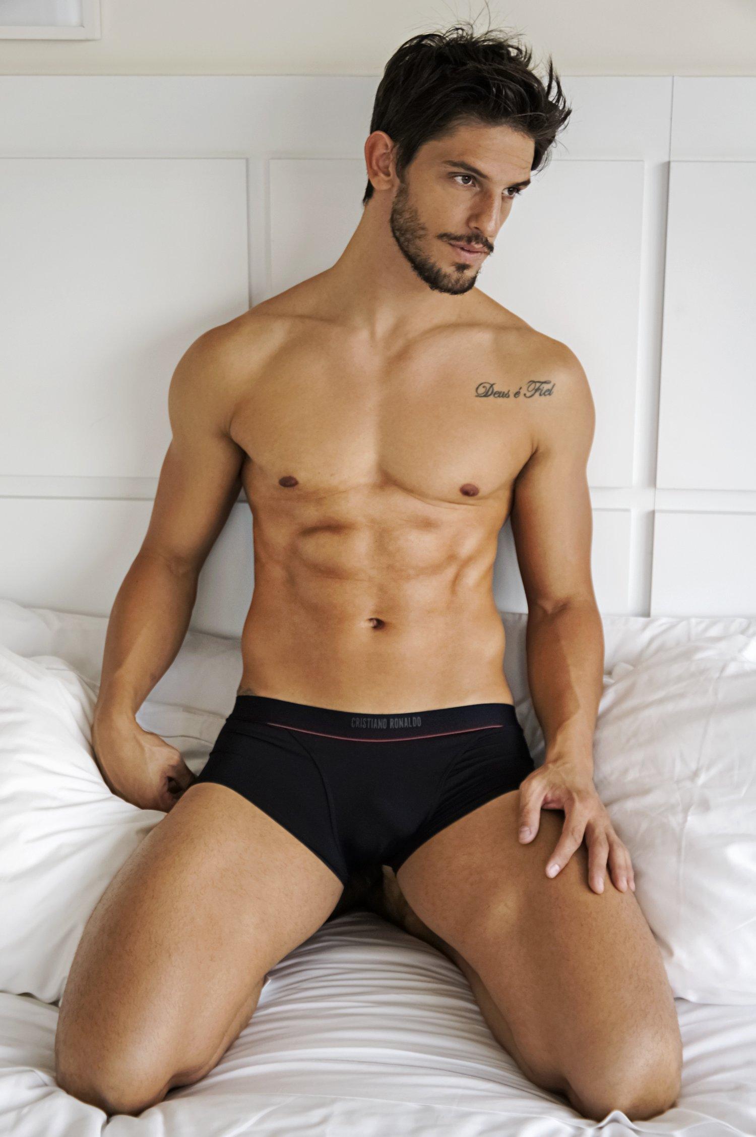 Adon Exclusive: Model Miro Moreira By Mattheus Lian