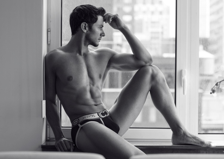 Adon Exclusive: Model Jonathan Cannaux By Liem Pham