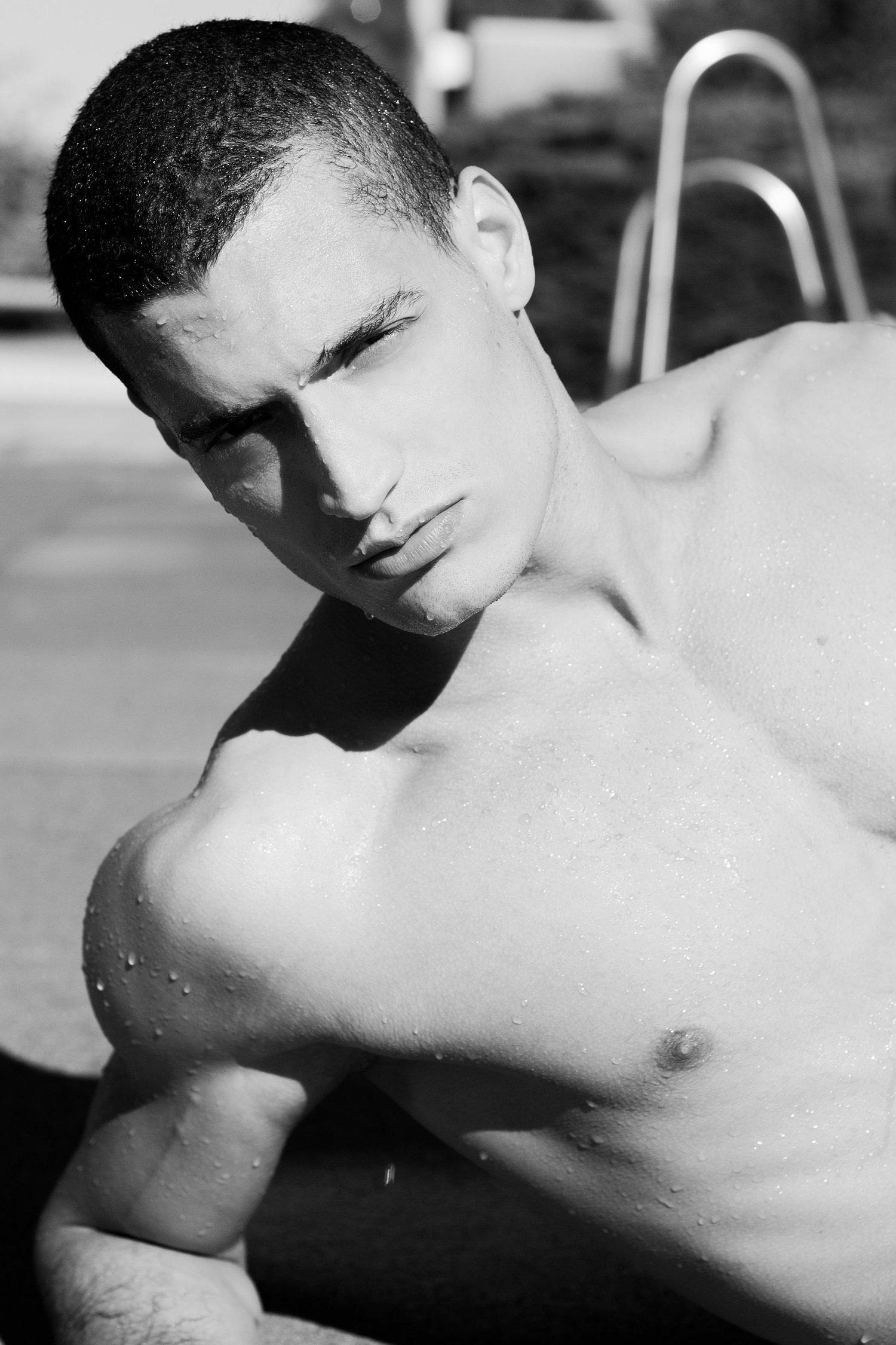 Adon Exclusive: Model Kevin Staedler By Diana Kottmann