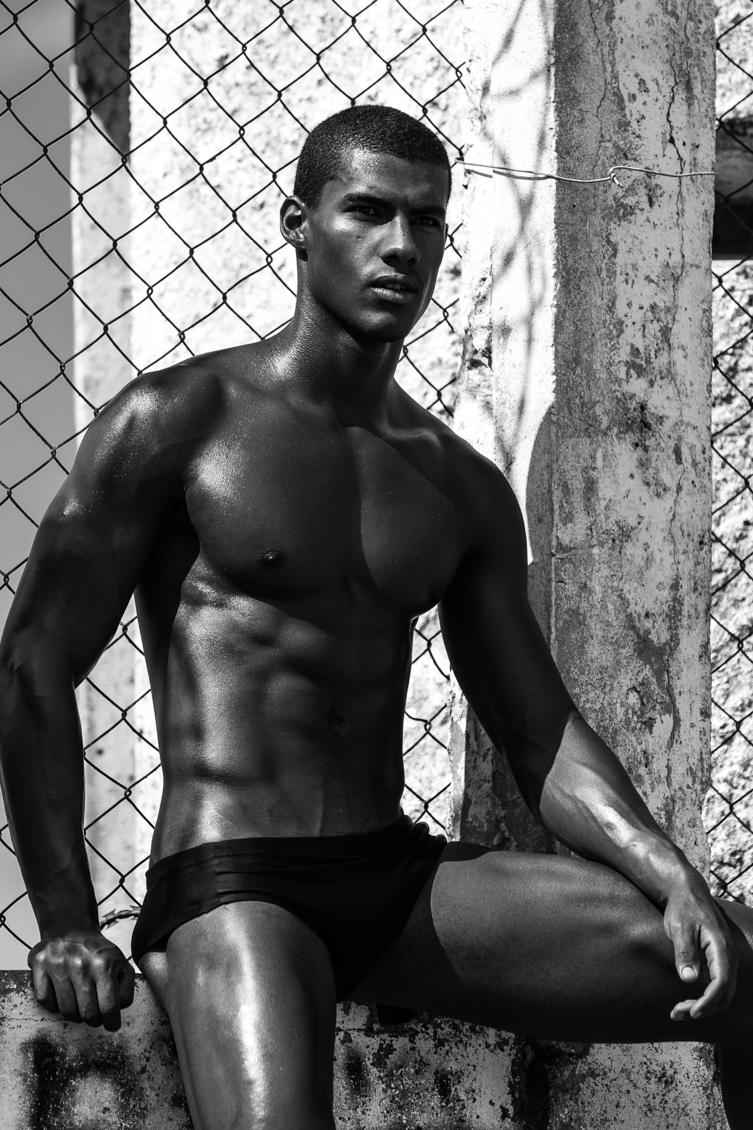 Adon Exclusive: Model Vitor Melo By Jeff Segenreich