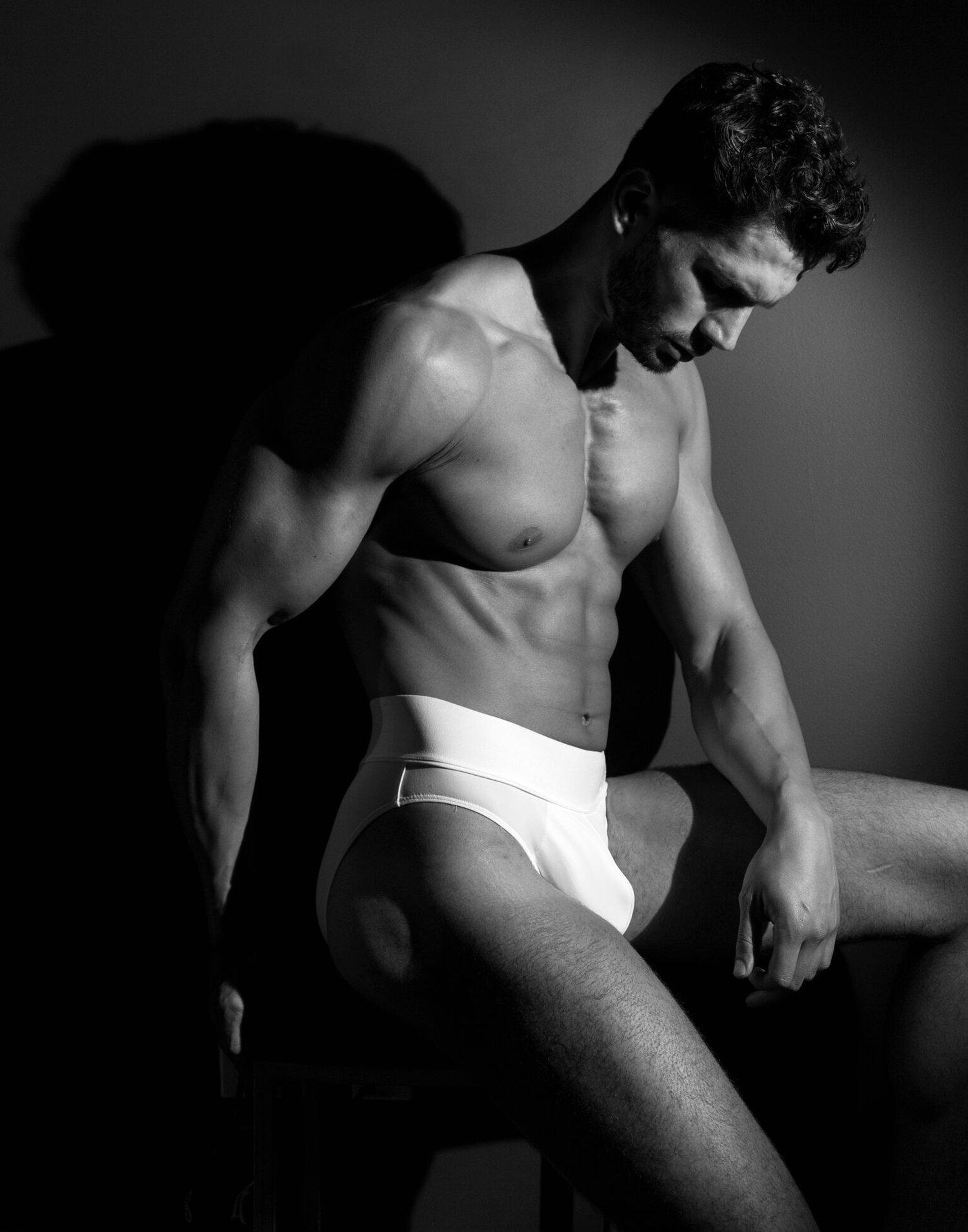 Adon Exclusive: Model Rudy Bundini By Harol Baez