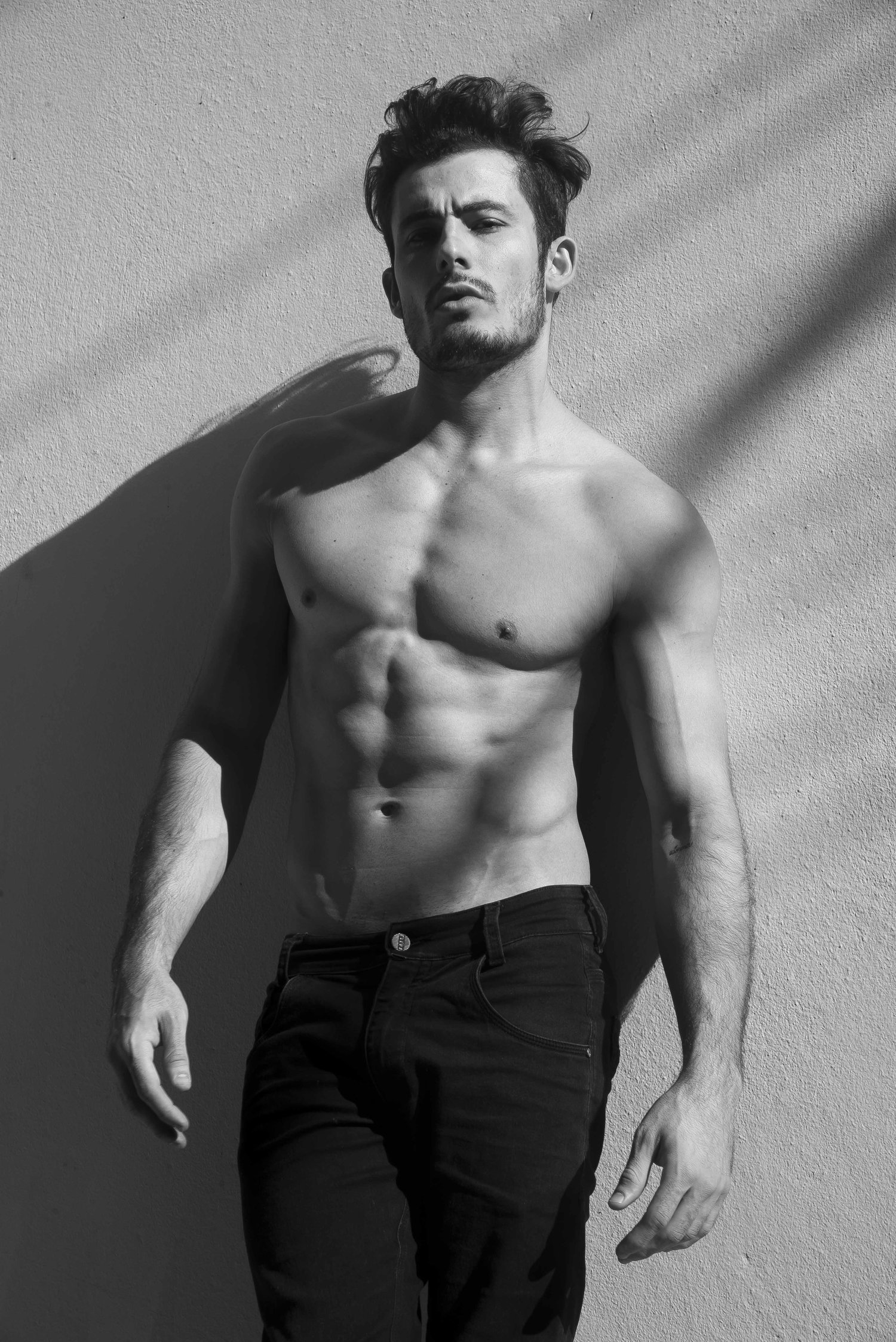 Adon Exclusive: Model Pedro Fernandez By Fernanda Torchetti