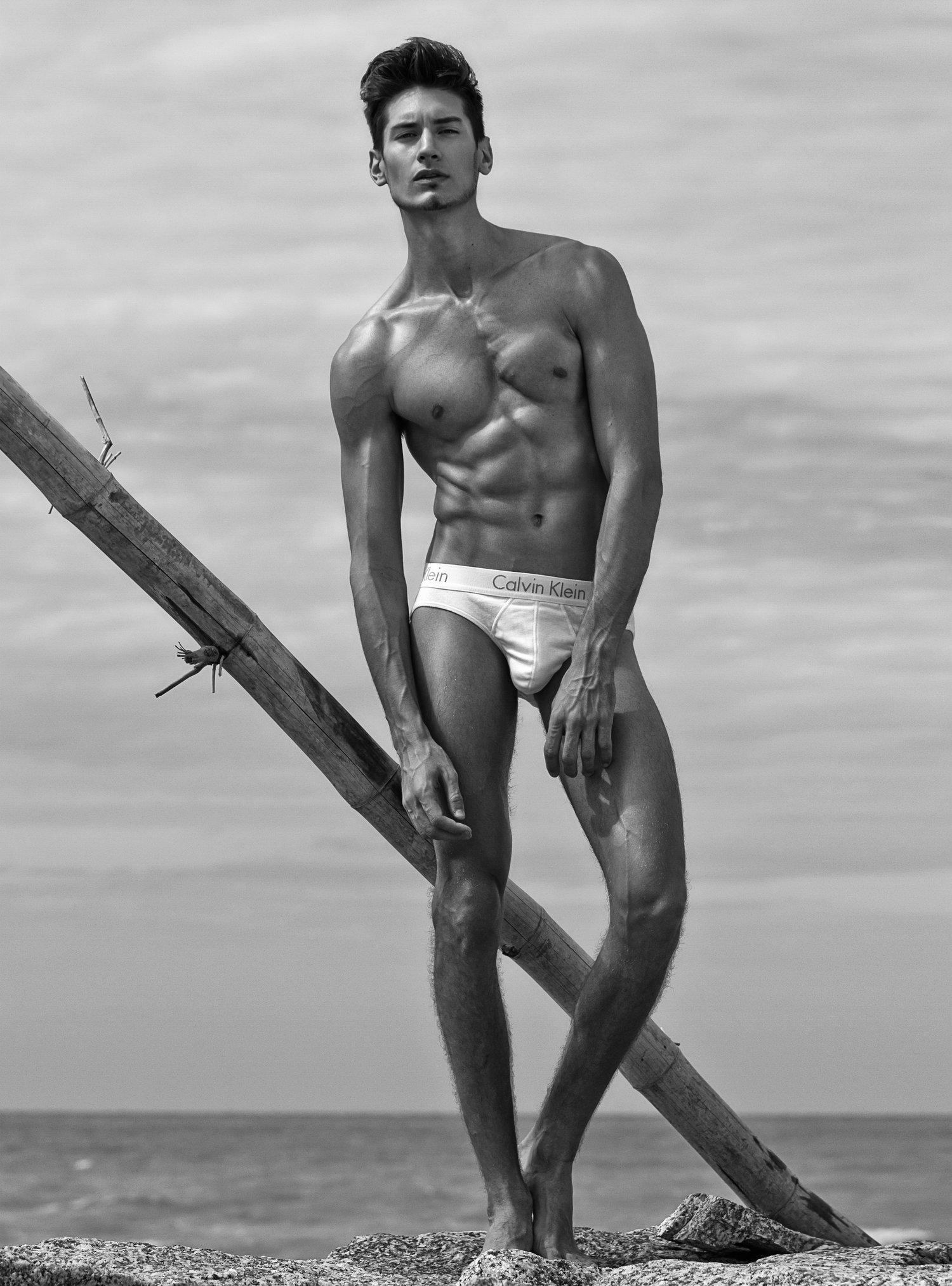 Adon Exclusive: Model Joe Mur By Jason Oung