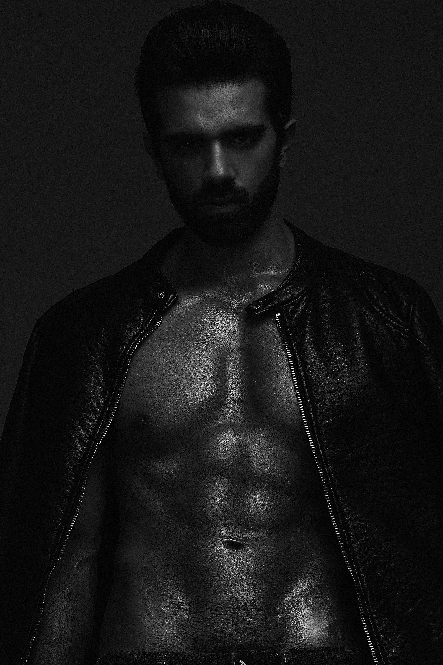 Adon Exclusive: Model Atiq Rehman By Umair Bin Nisar