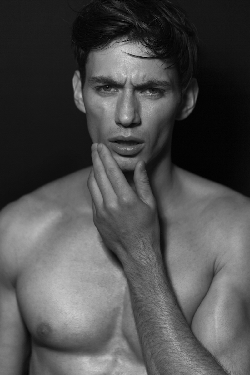 Adon Exclusive: Model Dominik Mohr By Philippe Girard
