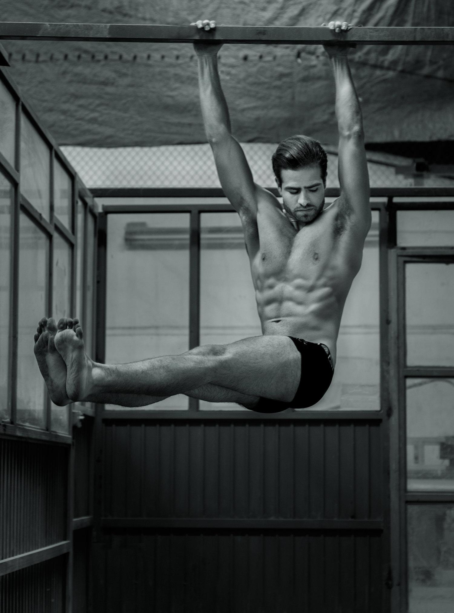 Adon Exclusive: Model Giovanni Sencion By Luis Zamarripa