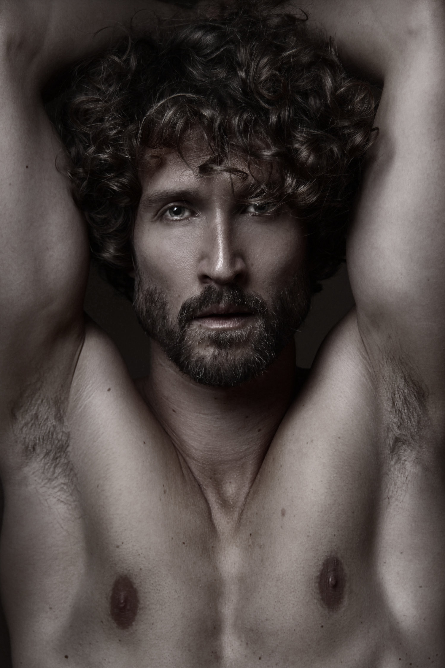 Adon Exclusive: Model Erik Reisinger By NIK PATE