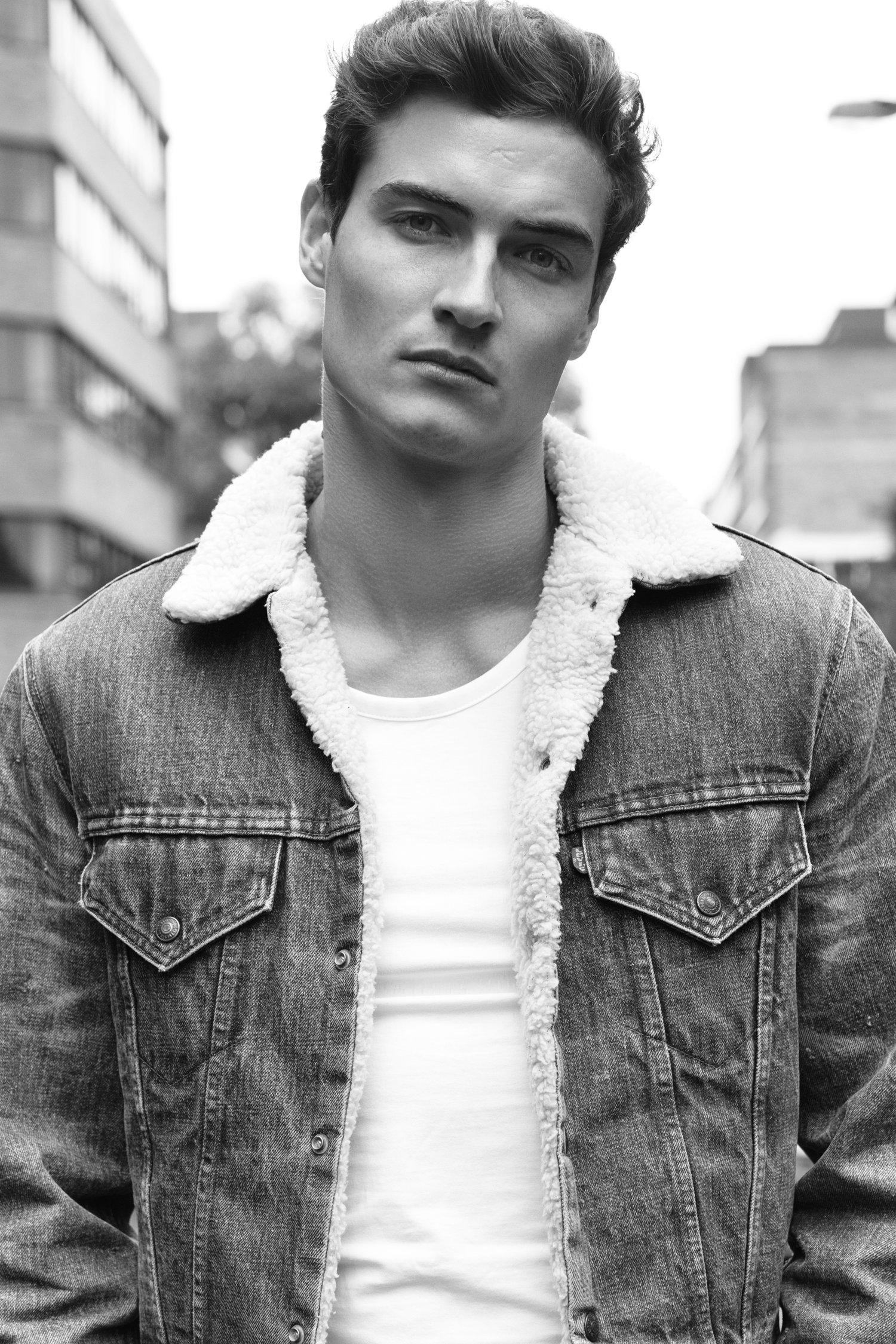 Adon Exclusive: Model Konstatin Quandt By Victor Low