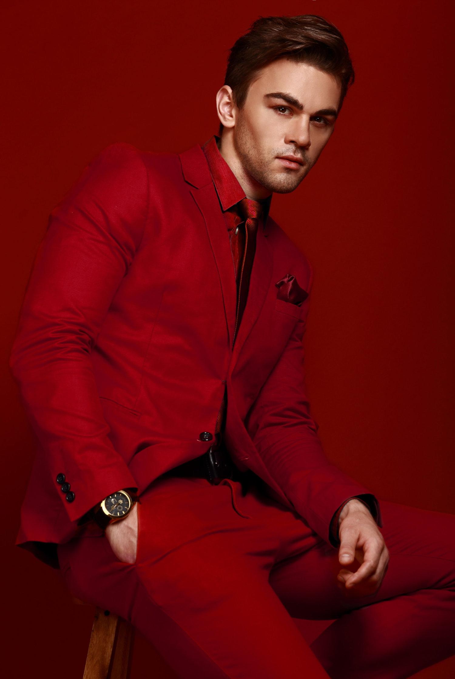 Adon Exclusive: Model Tim Yaremchuk By Pedjia & Denis