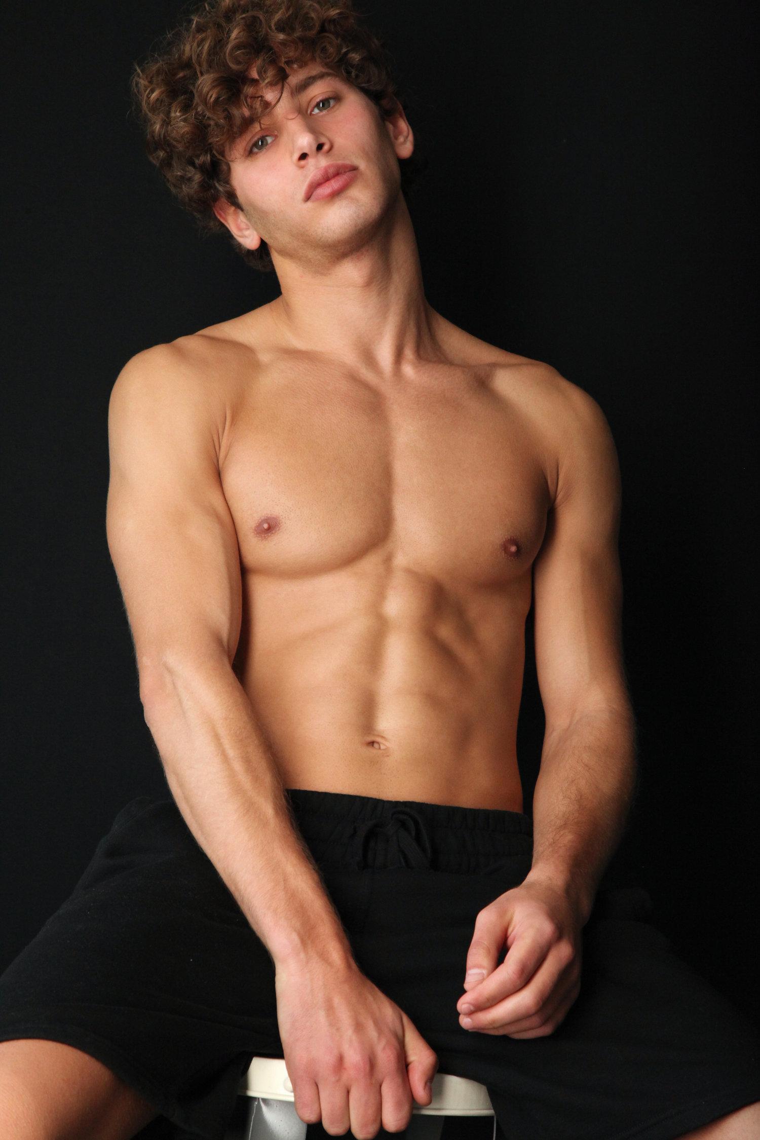 Adon Exclusive: Model Eyal Booker By Karl Slater
