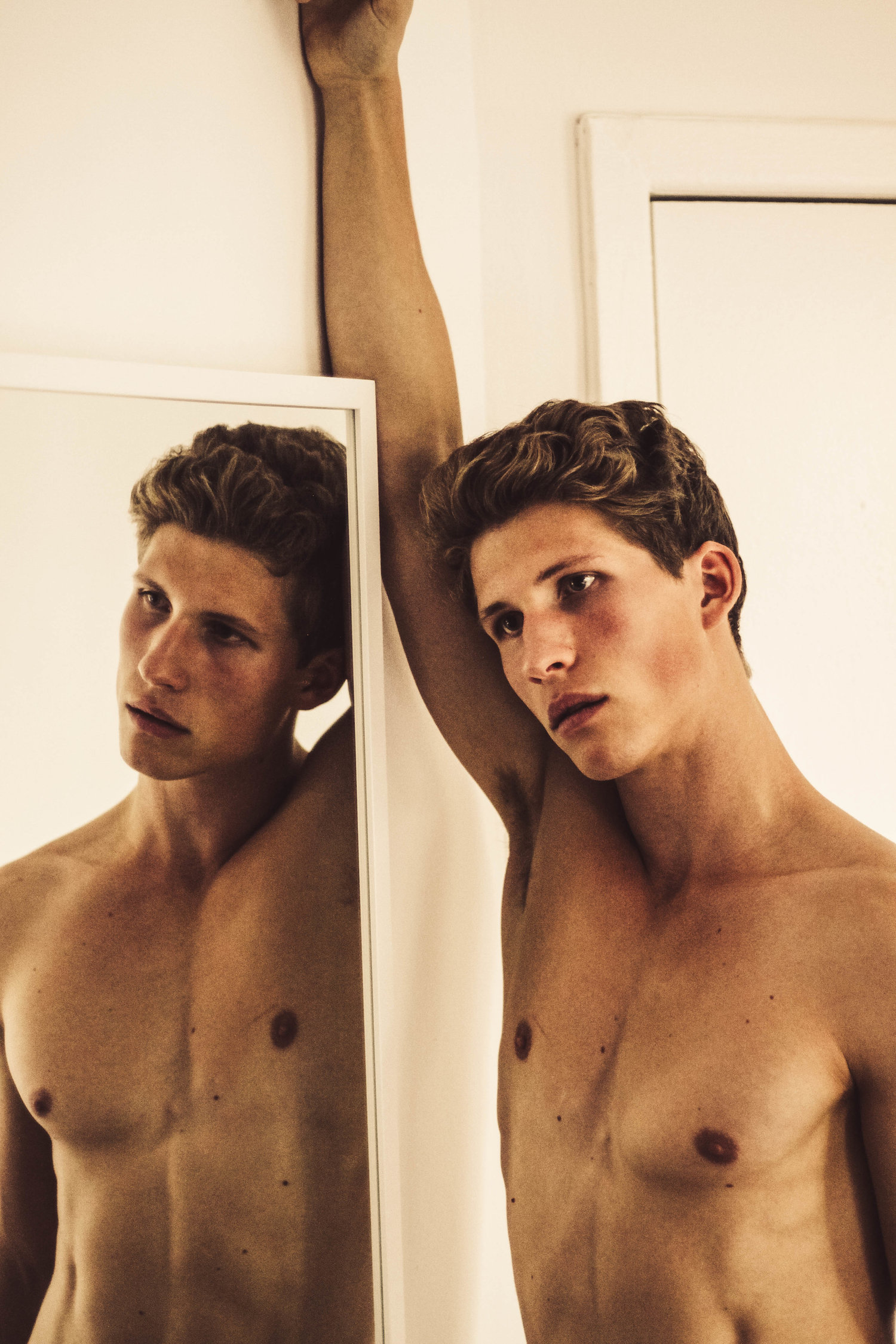 Adon Exclusive: Model Emil Christiansen By Chaniel Andran