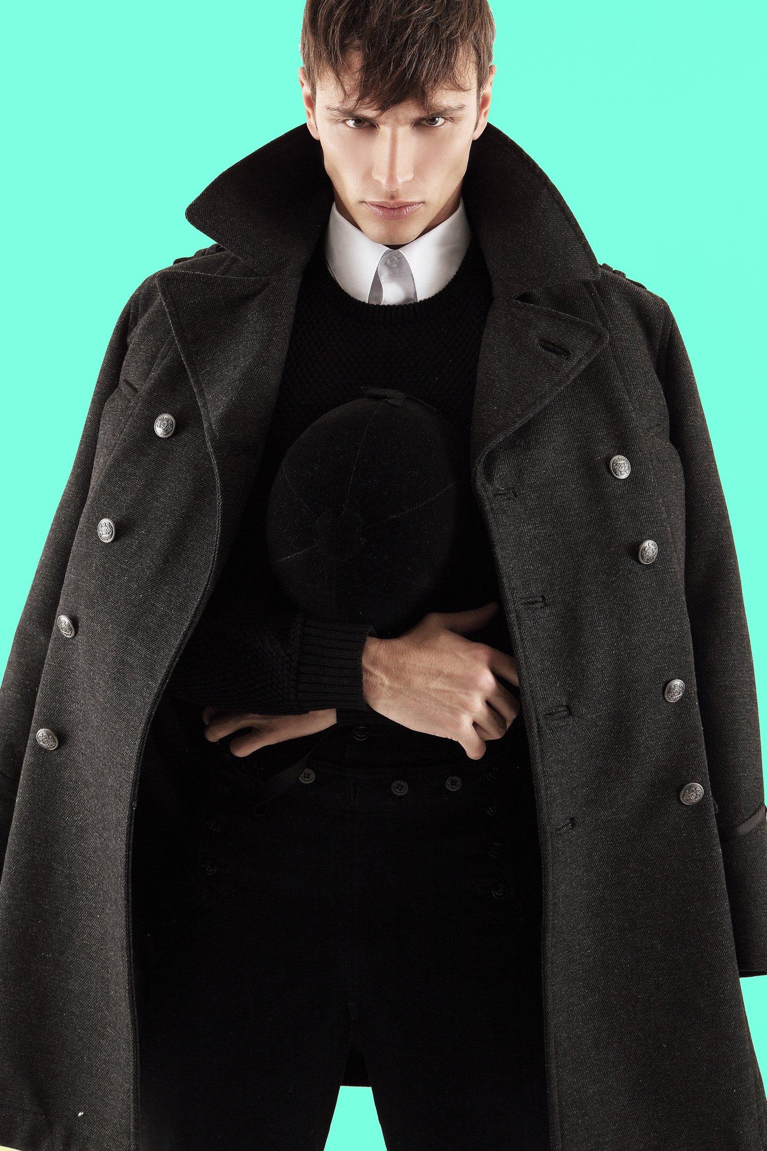 Adon Exclusive: Model Antonio Sangiorgi By Thomas synnamon