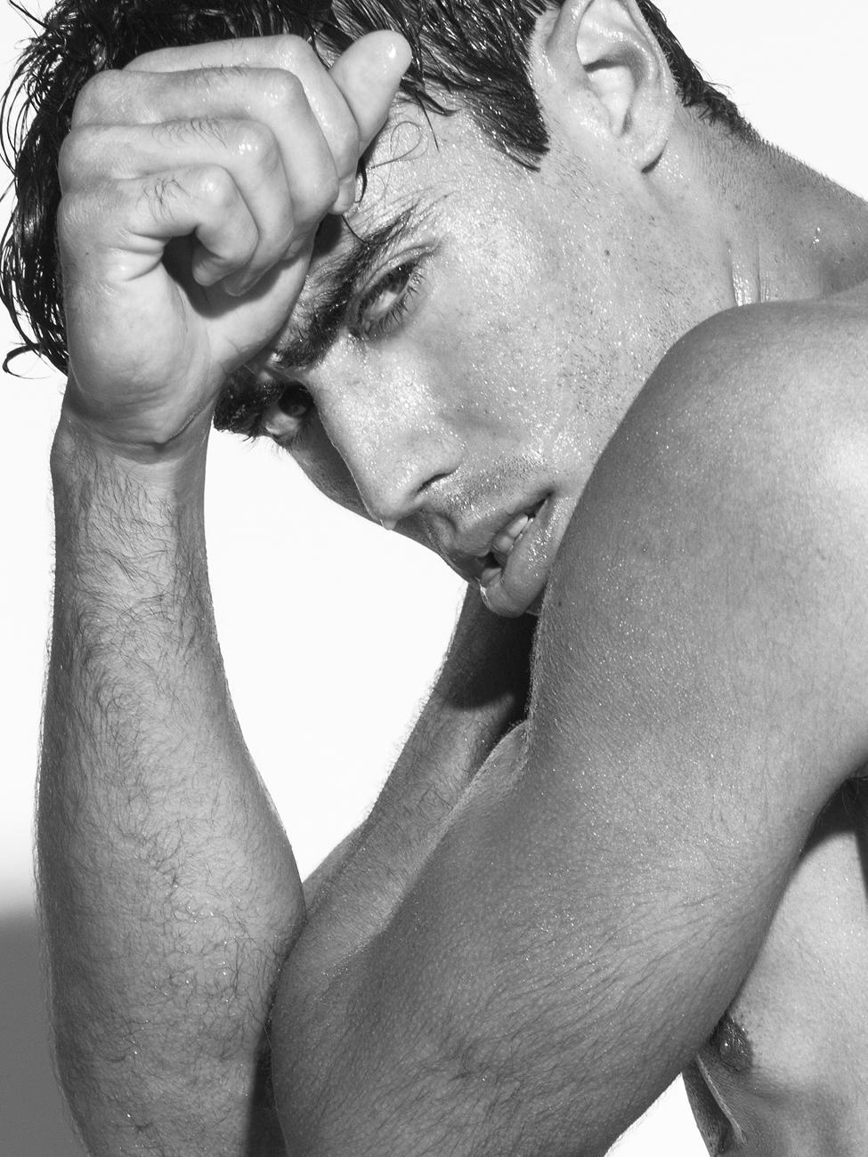 Adon Exclusive: Model Jean-Carlos By Frank Louis