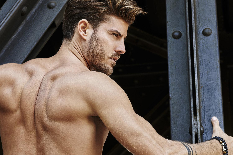 Adon Exclusive: Model Kevin Luetolf By Maria Petit