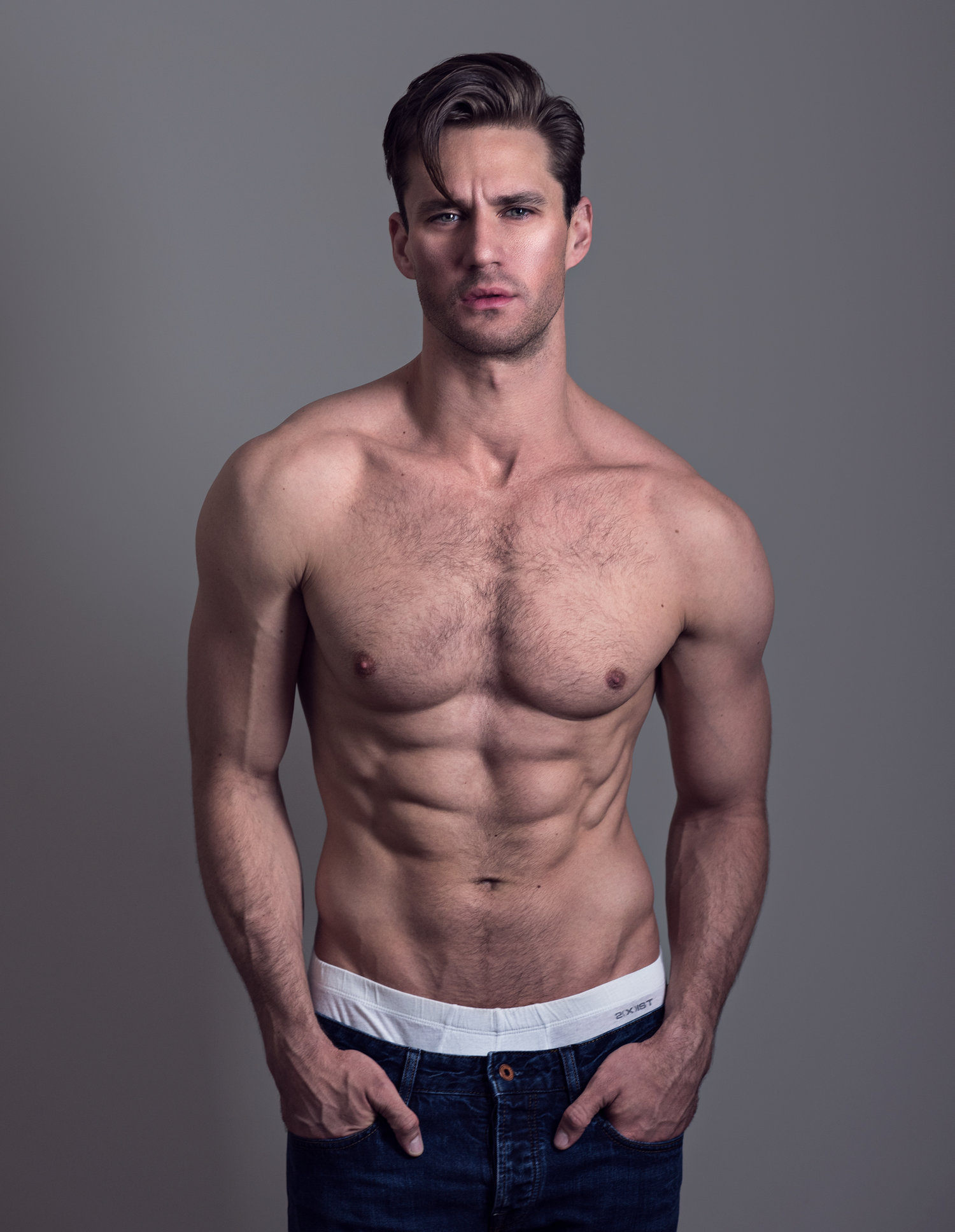 Adon Exclusive: Model Nicholas Cunningham By Liem Pham