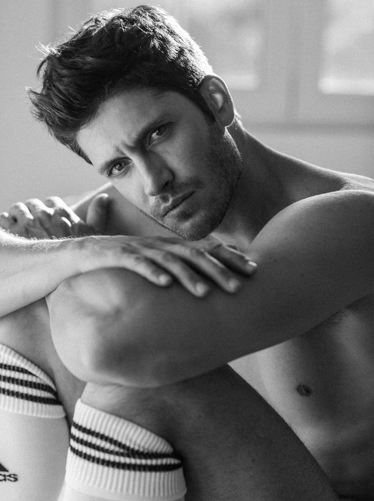 Adon Exclusive: Model Julian Mercado By Maximiliano Jorquera
