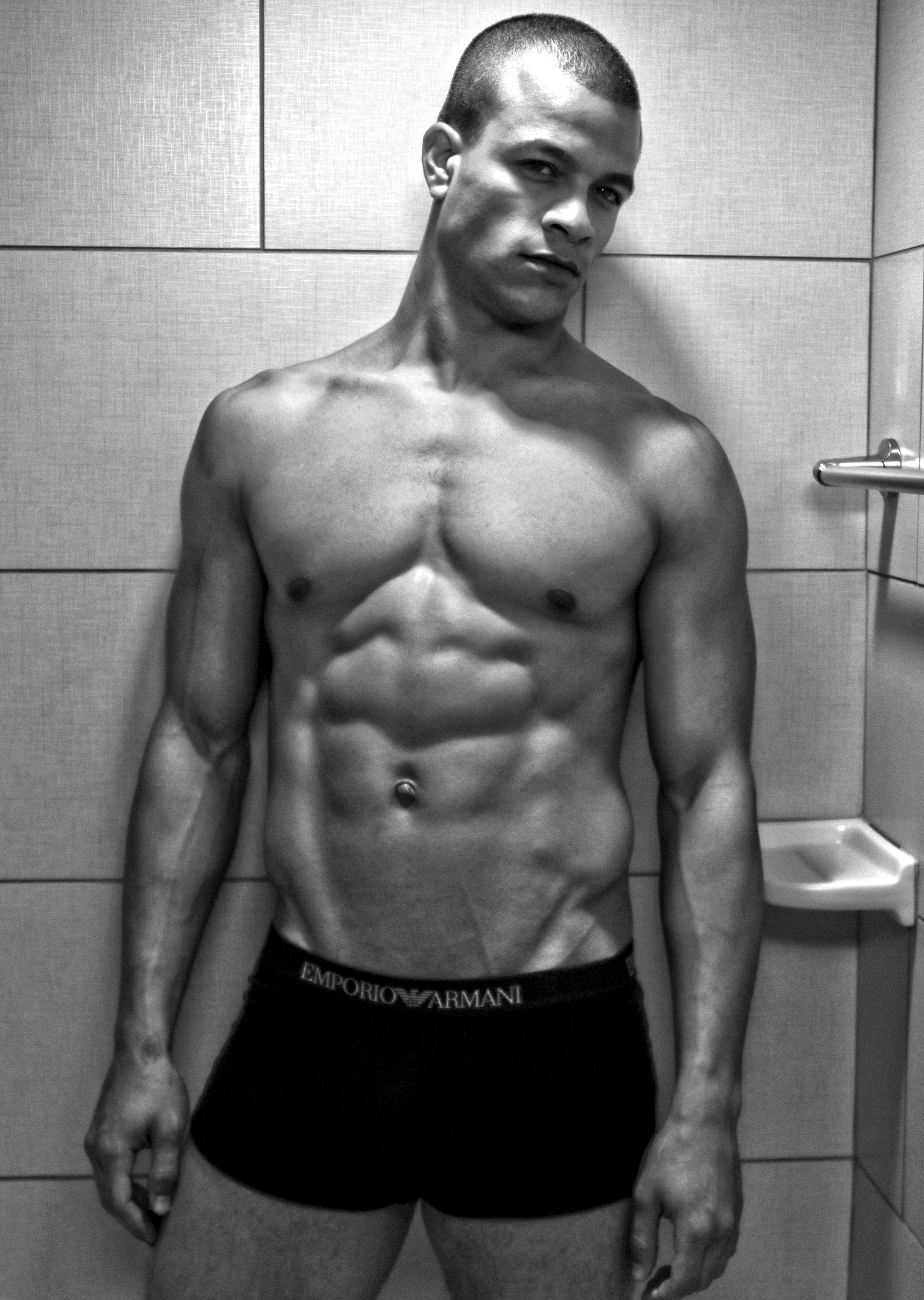 Adon Exclusive: Model Joel Sanchez By GP Imagery