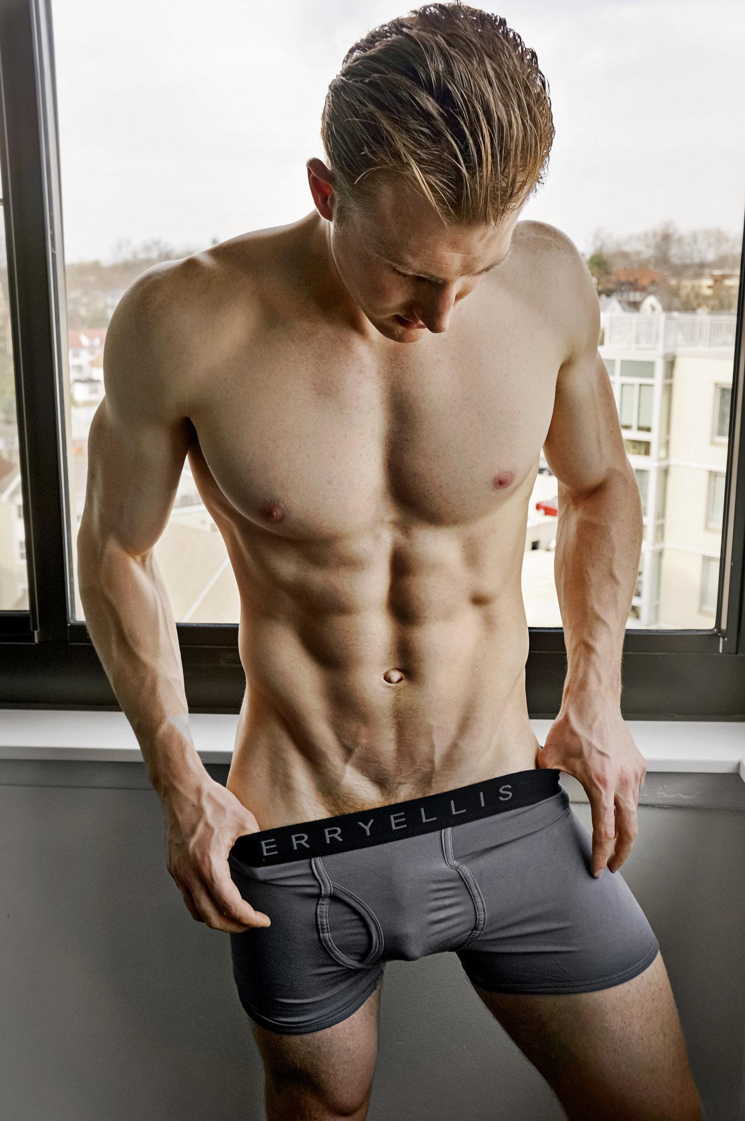 Adon Exclusive: Model Mike Vona By Matthew Lian