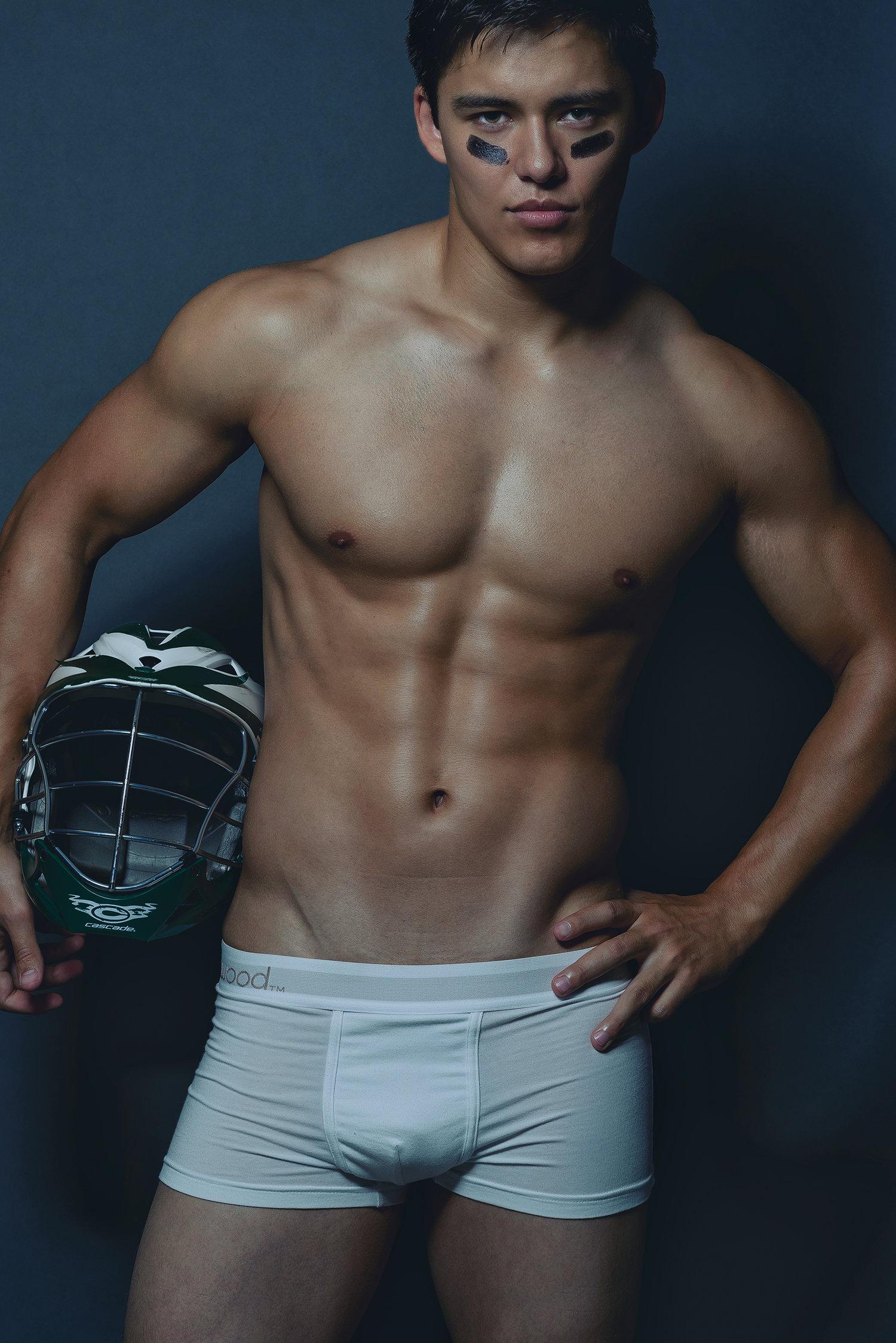 Adon Exclusive: Model Everett Tucker By Armando Adajar