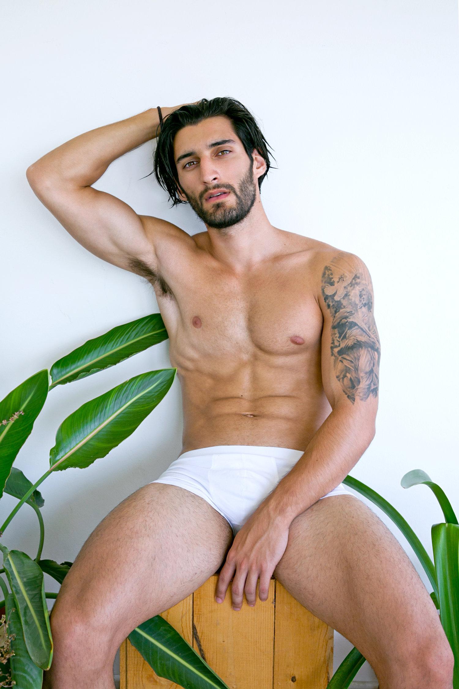 Adon Exclusive: Model Konstantinos Konstantinou By Andreas Constantinou