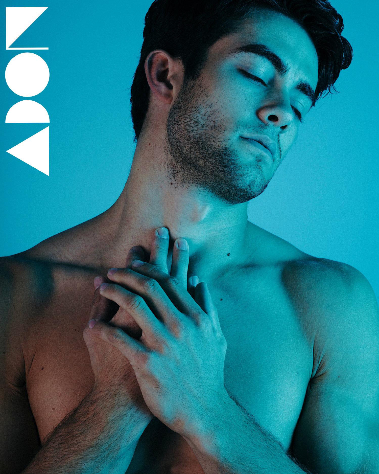 Adon Exclusive: Model Garrett Westton By Ross Jordan