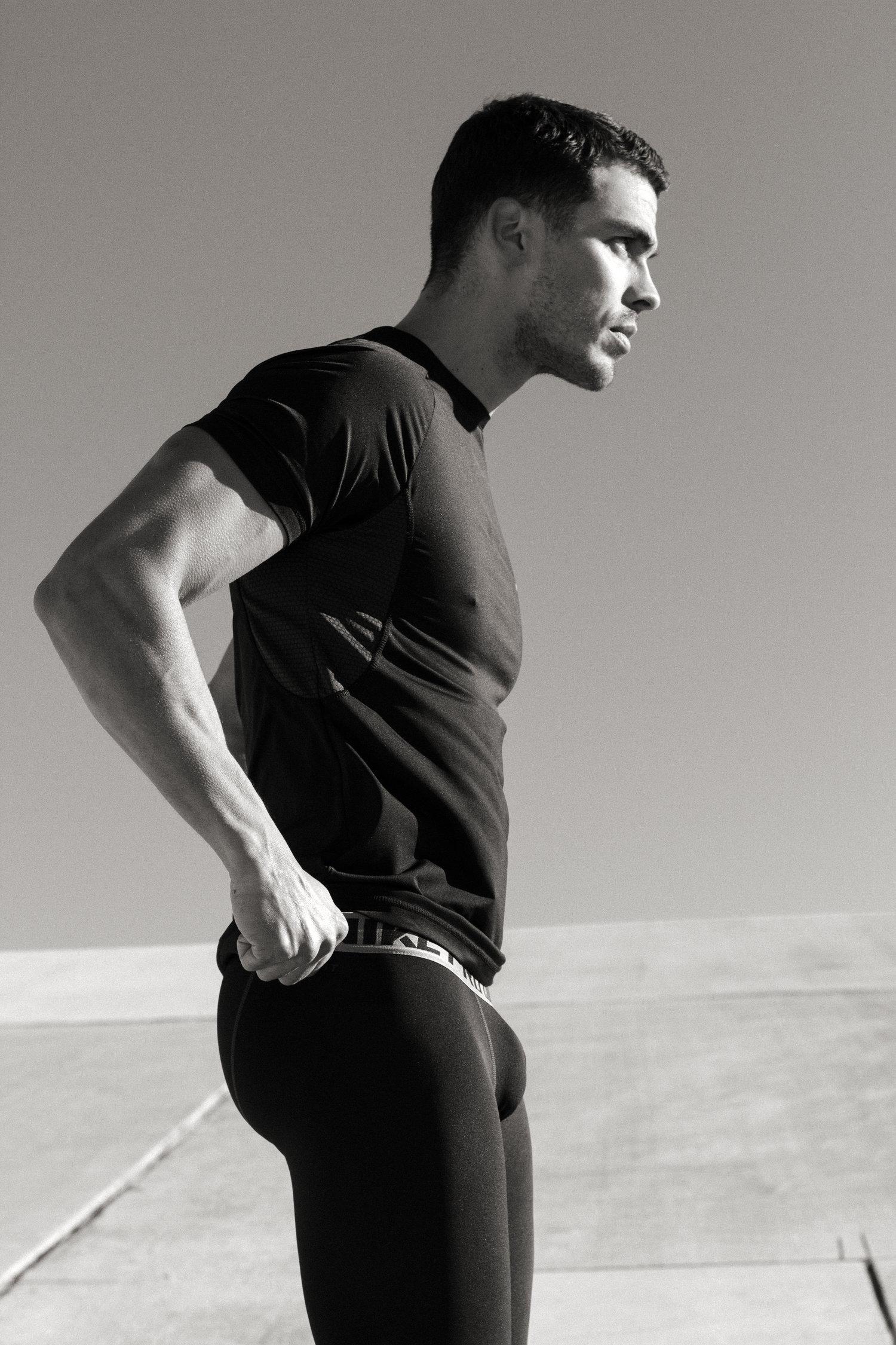 Adon Exclusive: Model Augusto Rodriguez By Ivan Avila