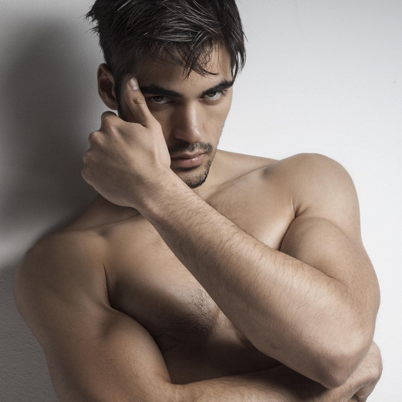 Adon Exclusive: Model Adrian Rafael By Rick Day