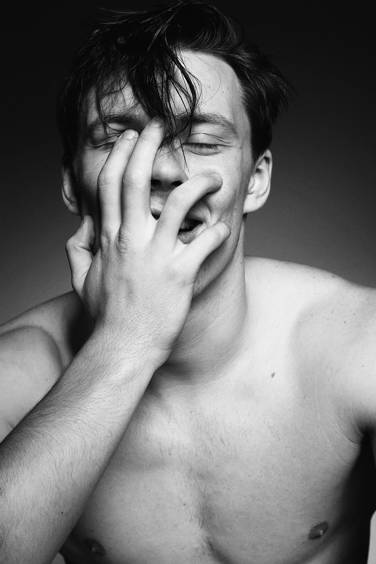 Adon Exclusive: Model John Mise By Migle Golubickaite