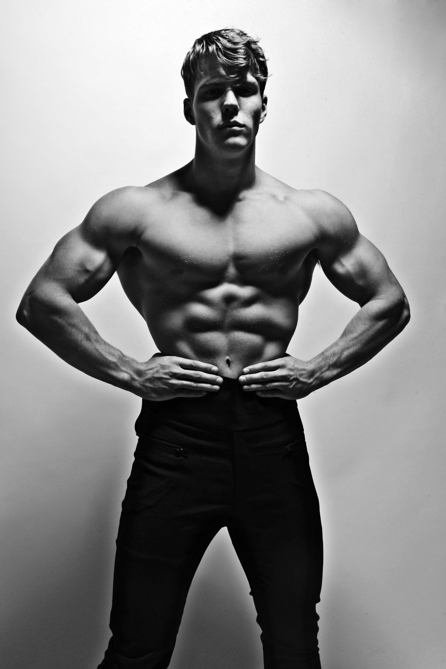 Adon Exclusive: Model Michael Dean By Jason T. Jaskot