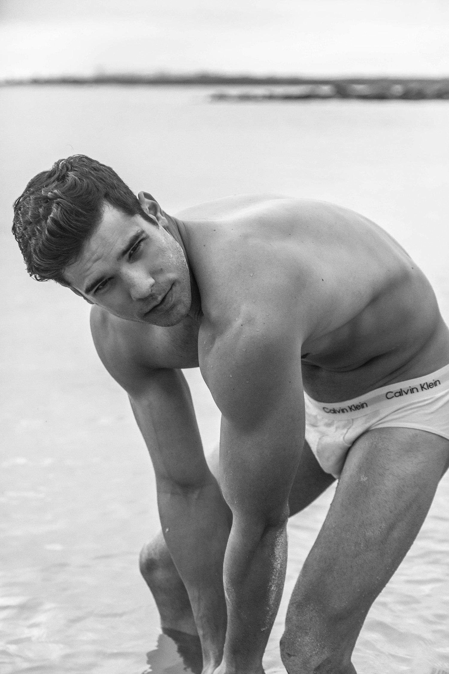 Adon Exclusive: Model João Chiaffitelli By West Phillips