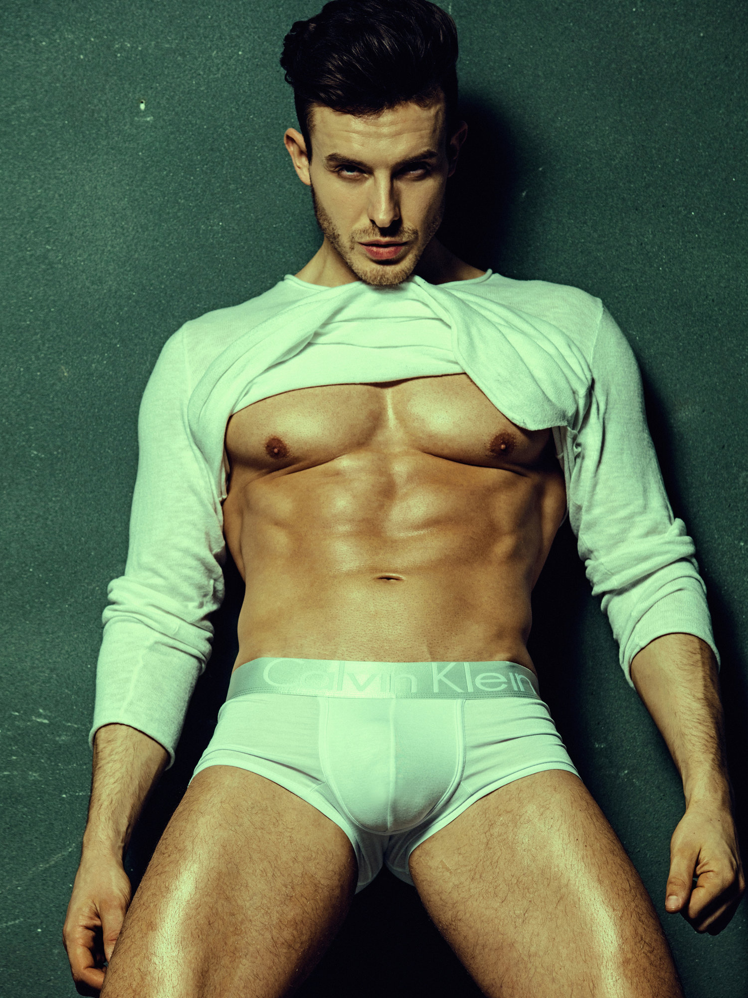 Adon Exclusive: Model Tomas Indra By Heshui