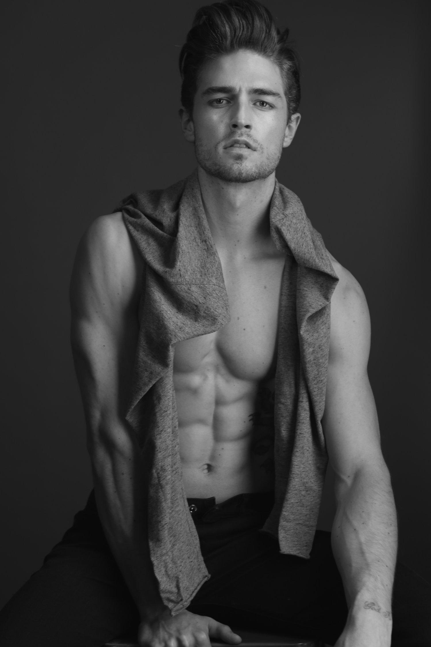 Adon Exclusive: Model JD Wren By Michael Dar