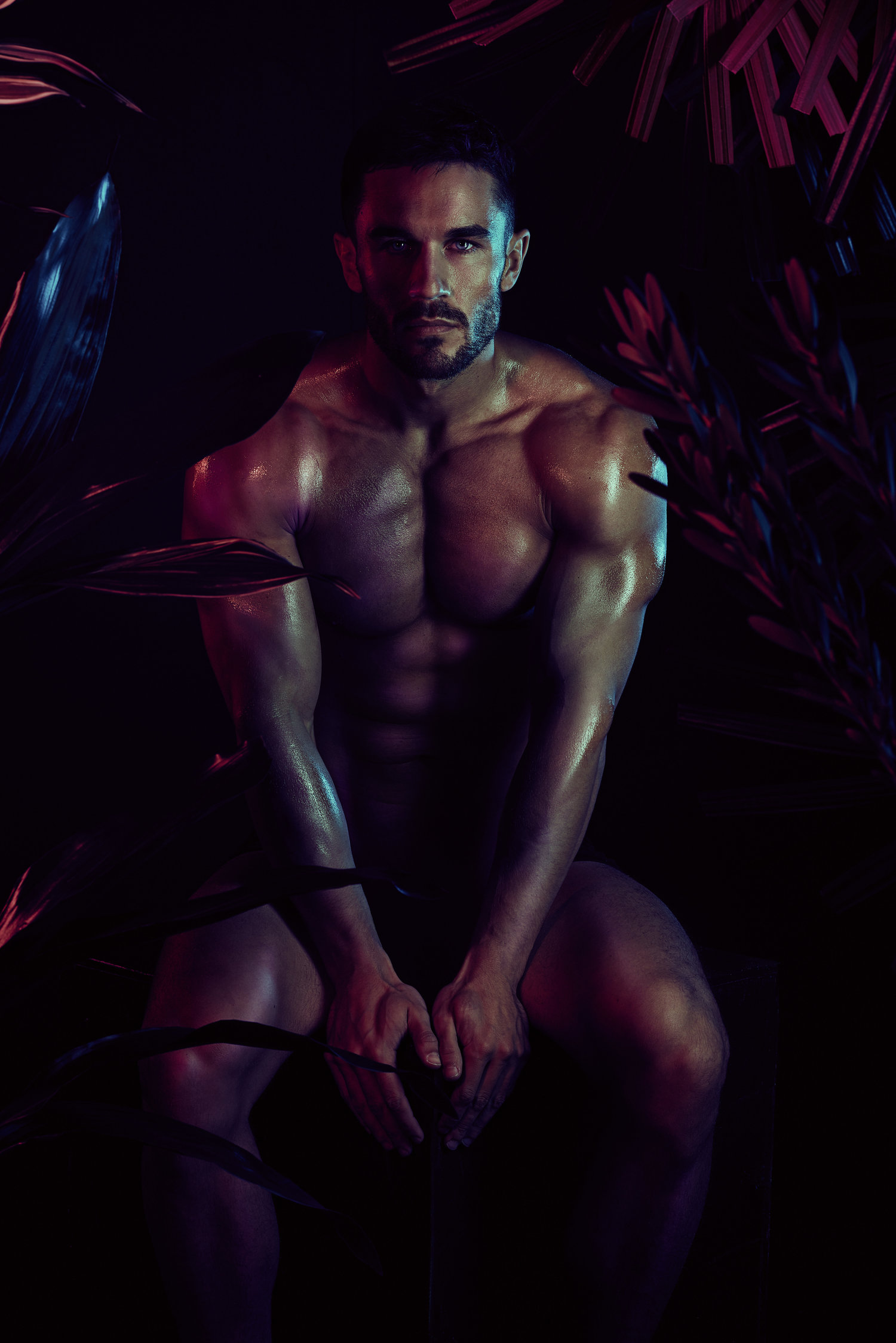 Adon Exclusive: Model Alex Cannon By Specular