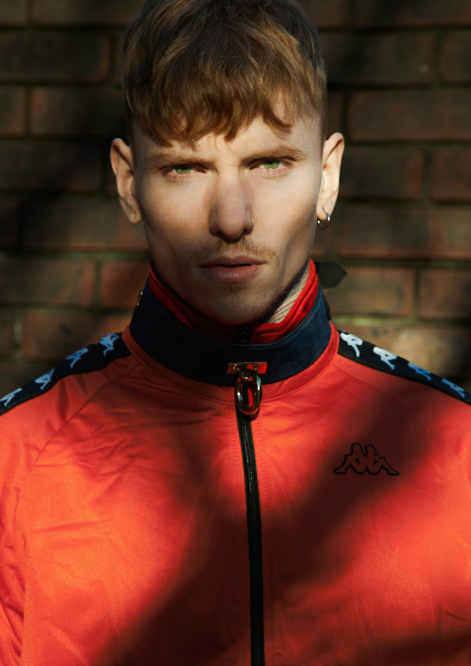 Adon Exclusive: Model Jake Hold By Katja Kat
