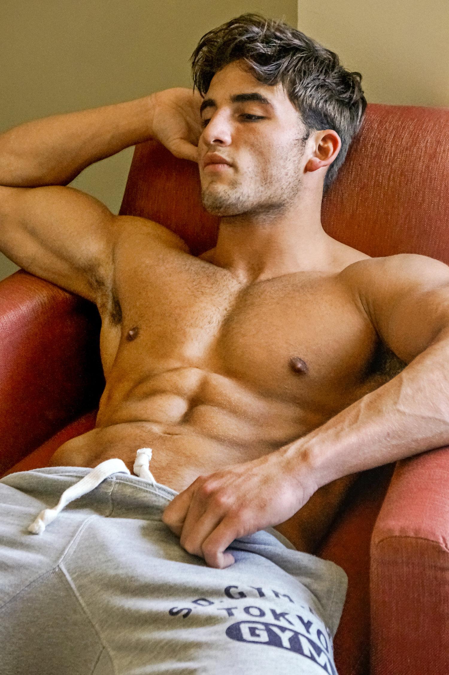 Adon Exclusive: Model Andrew Kozik By Mattheus Lian