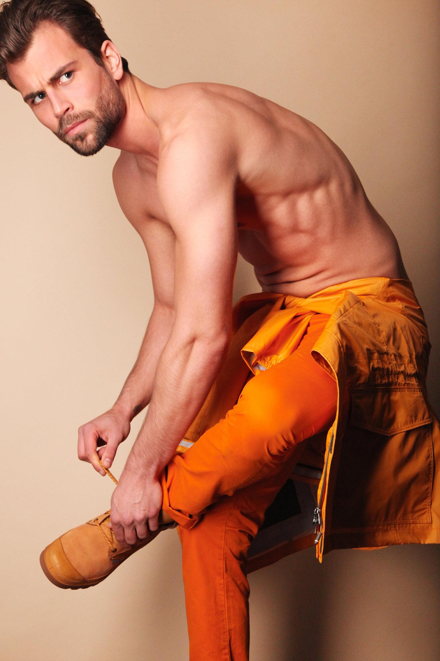 Adon Exclusive: Model Bruno Piedade By Karl Slater
