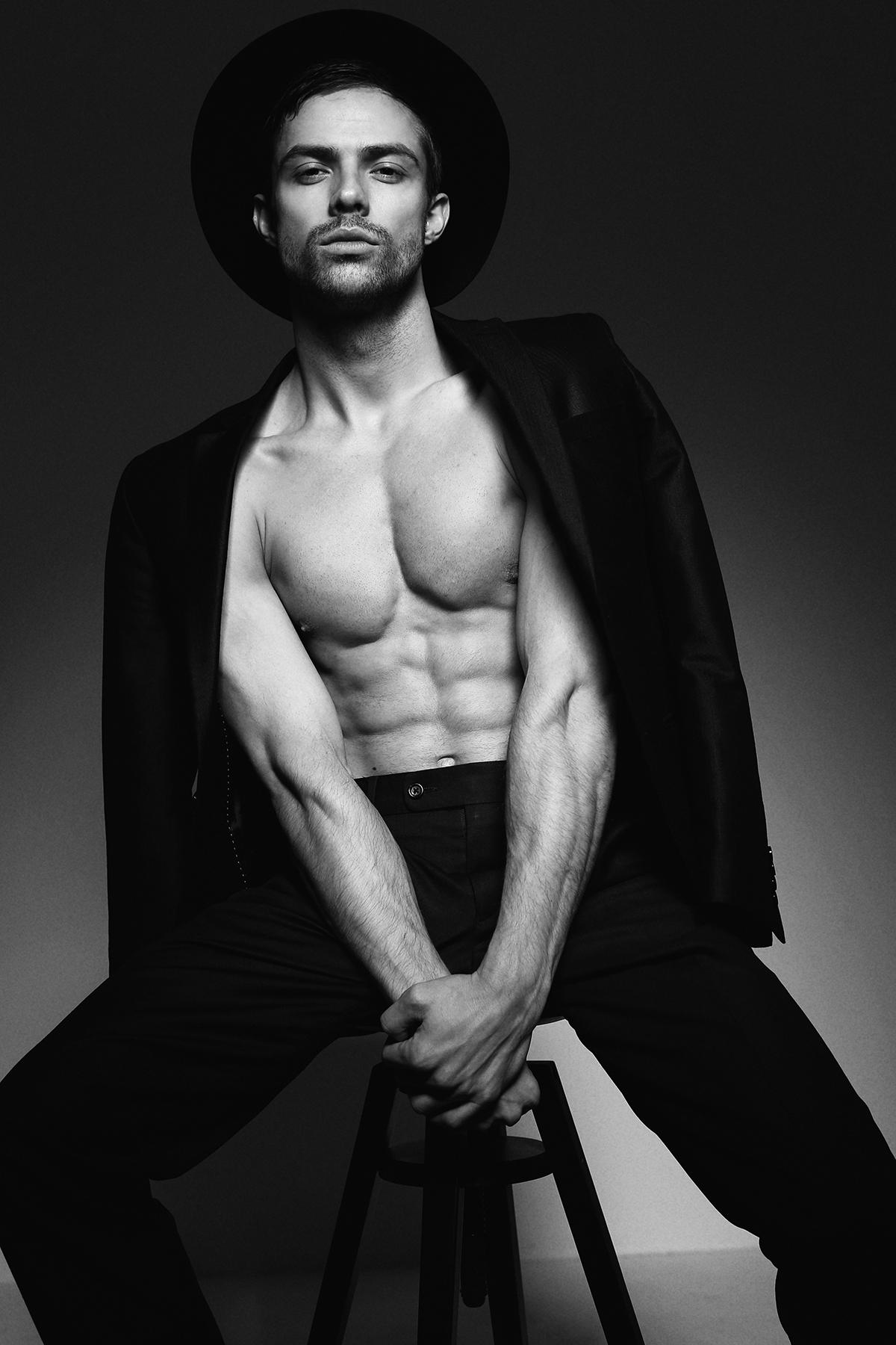 Adon Exclusive: Model Mantvydas Lenkas By Migle Golubickaite