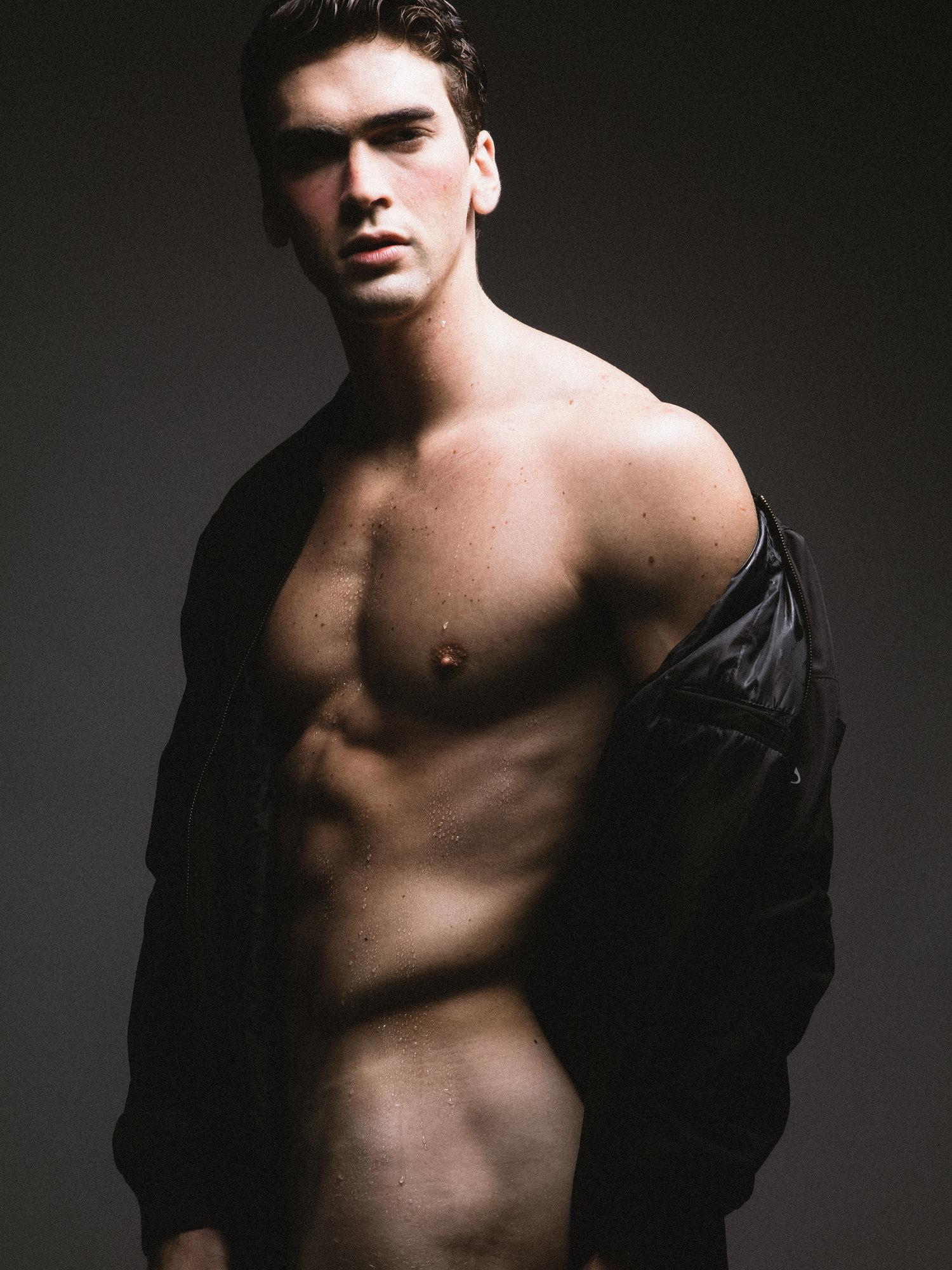 Adon Exclusive: Model Franco Barrera By Rxandy Capinpin