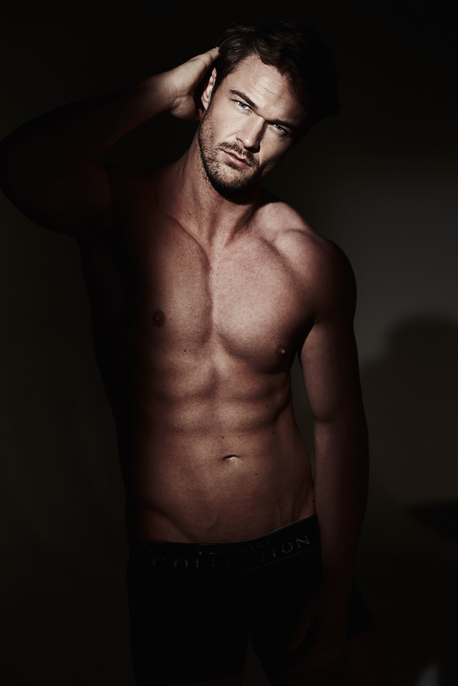 Adon Exclusive: Model Oliver Hines By Specular