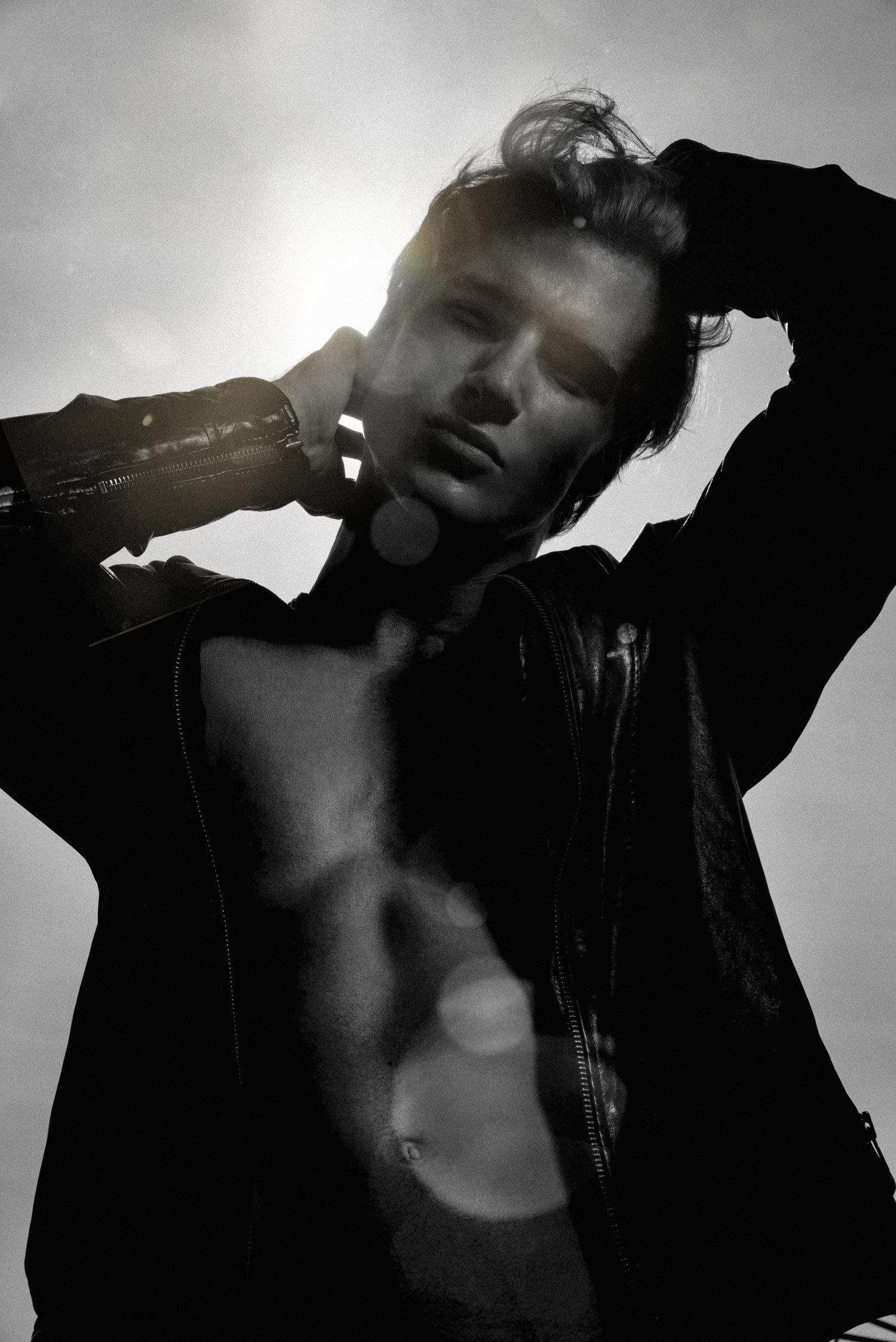 Adon Exclusive: Model Joel Willfors By Jamal Alias