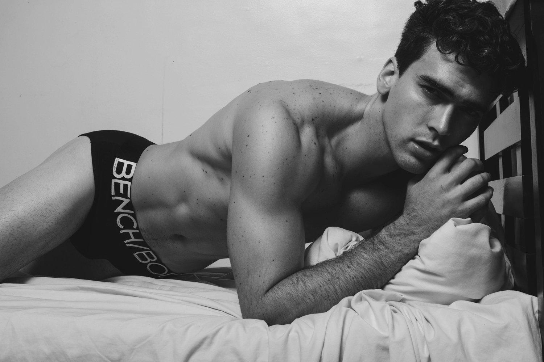 Adon Exclusive: Model Franco Barrera By Sixto Hombrebueno II