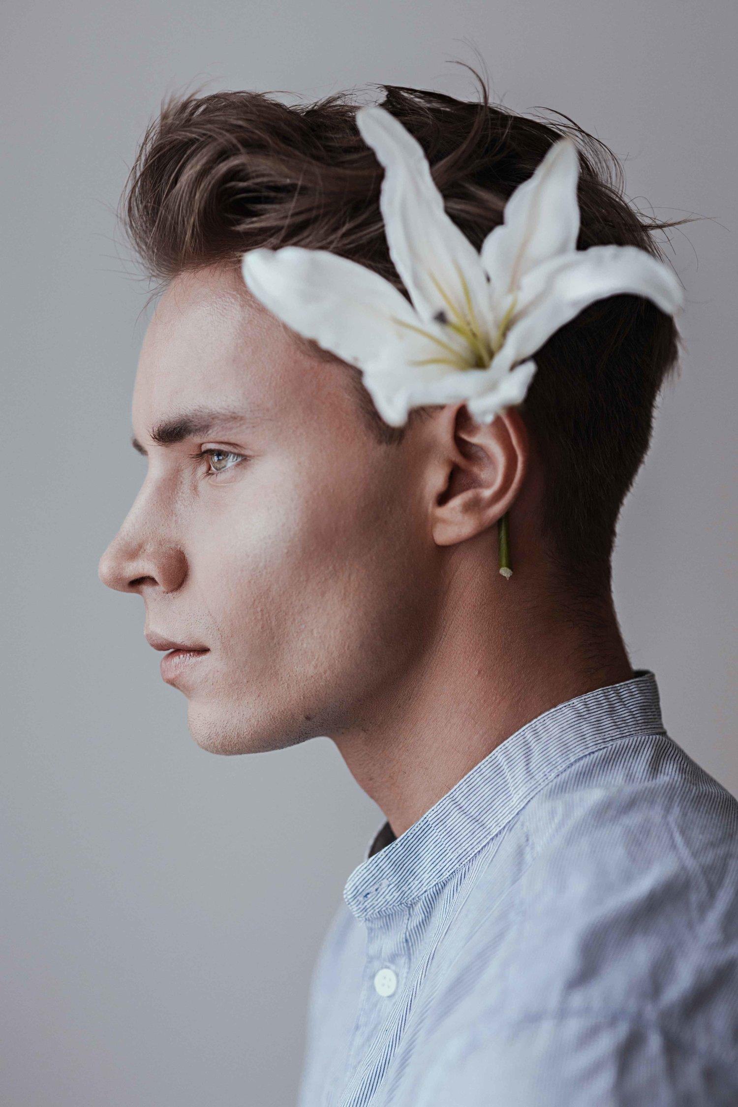 Adon Exclusive: Model Alex Sherlygin By Pavel Lepikhin