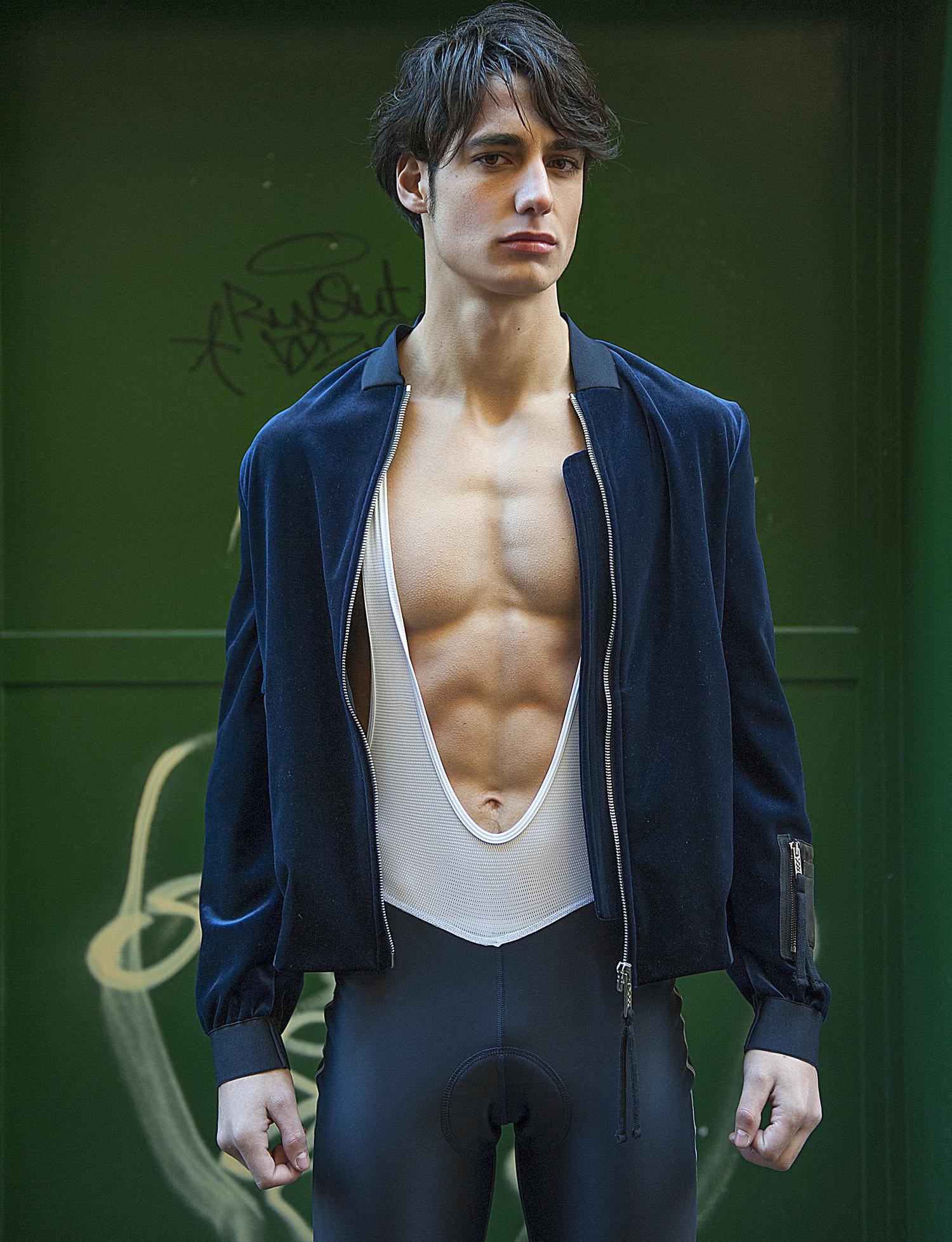 Adon Exclusive: Model Manuel Seco By Daniel Rodrigues