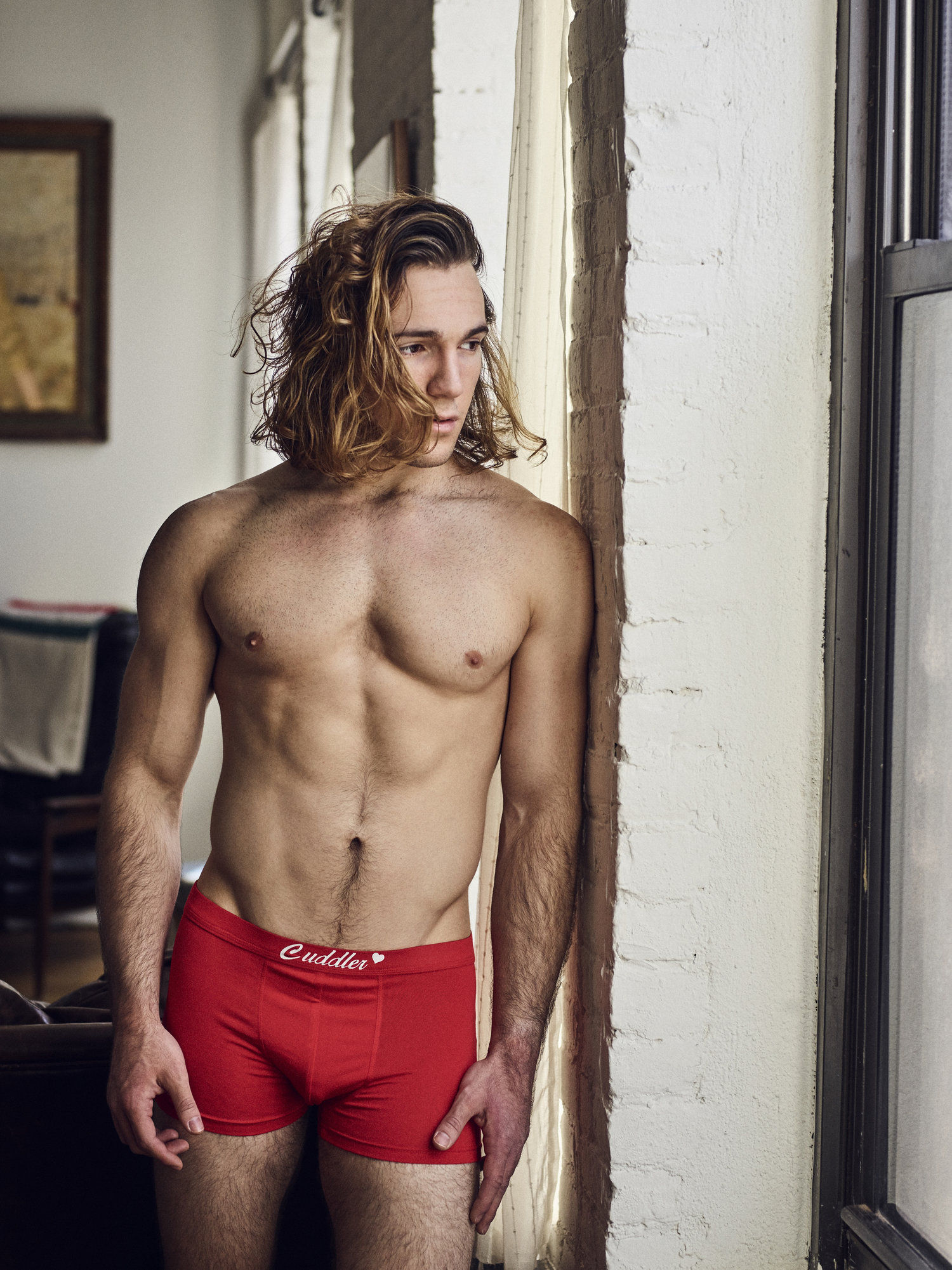 Adon Exclusive: Model Zack Thomas