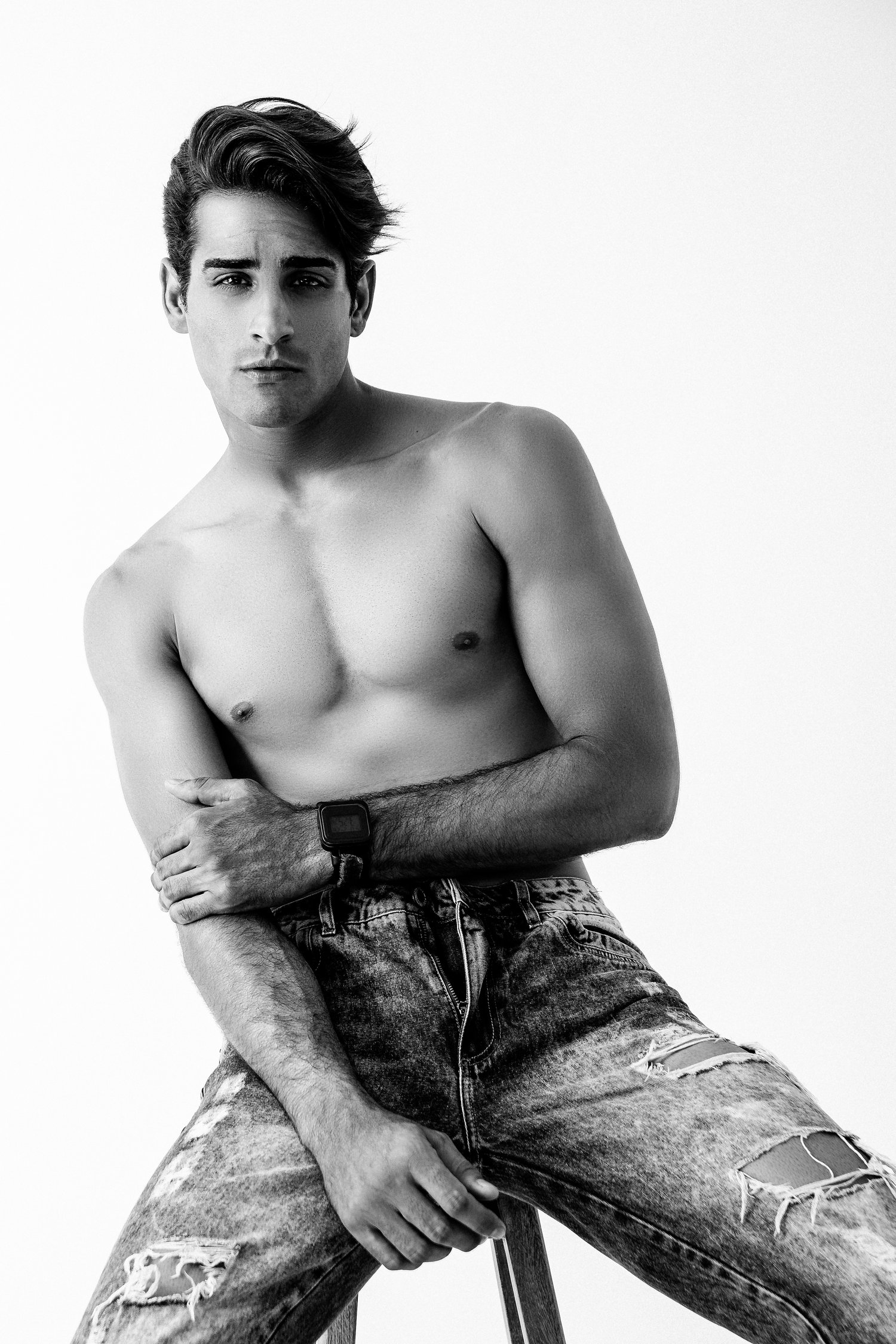 Adon Exclusive: Model Eduardo Soares By Angelus Amadeus