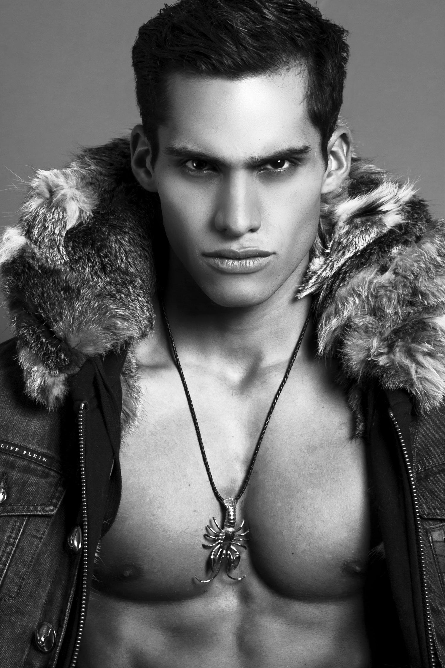 Adon Exclusive: Model Marvin Cortes By Balthier Corfi