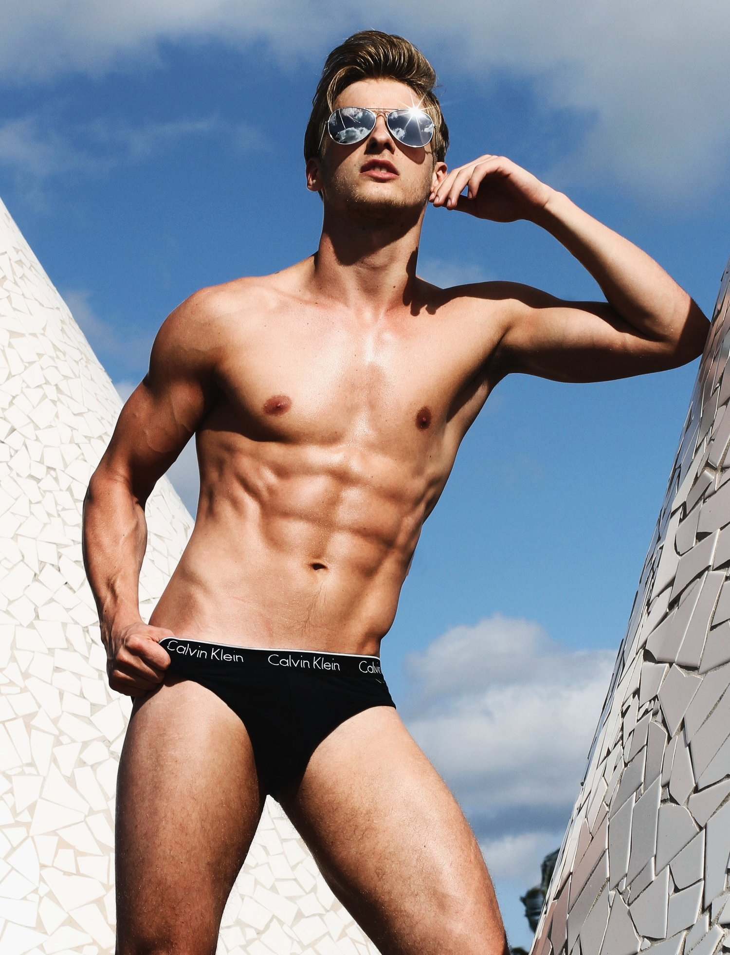 Adon Exclusive: Model Renan Corbani By Jahmar Amani