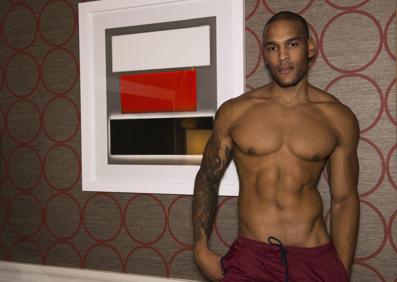Adon Exclusive: Model RYAN JONES By Max Festari